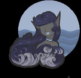 Ariel by GreenTeaDeer