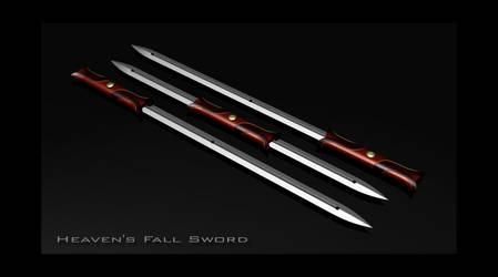 Redesigned HF Sword by Metatron87