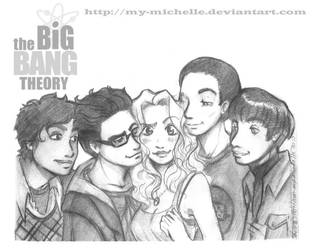 TheBingBangTheory FAN by My-Michelle