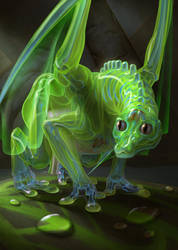 Glass Dragon by JulianDeLio