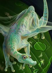 Glass Dragon 2 by JulianDeLio