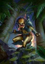 Predator by JulianDeLio