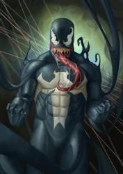 Venom by JulianDeLio