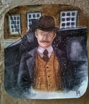 John Watson by AnnaIceflames