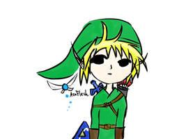 Link by AznFlesh