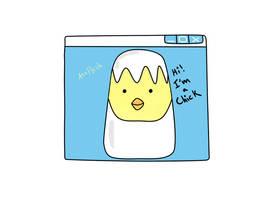I'm a Chick by AznFlesh