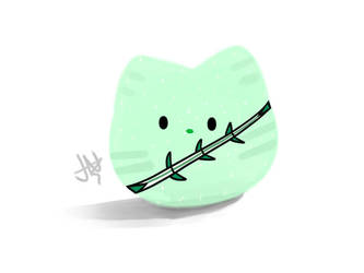 Cat Bag by AznFlesh