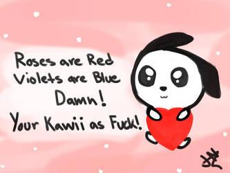 For Valentine's day by AznFlesh