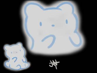 Polar Bear by AznFlesh