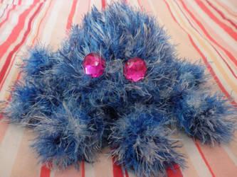 blue one by PinkuArt