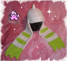 Terriermon hat by PinkuArt