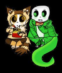 GreenMango-FoodTalk by BubbleIce720