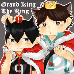 Grand King and The King by RUI09