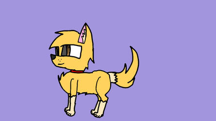 Jack Doggie by Alexandra-Animates13