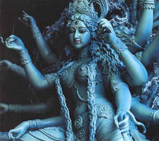 mother durga by bella18forever