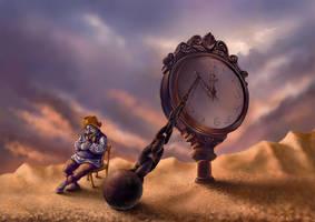 Clock by nutsa85