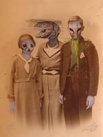 Family Portrait by MyVictorianSecret