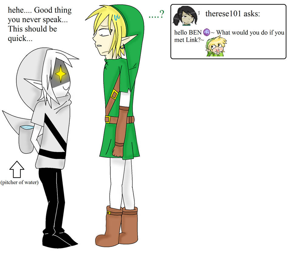 Ben Drowned And Link Wwwtopsimagescom
