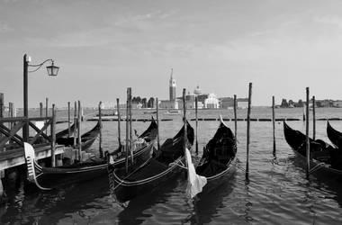 Gondolas. by katja666777