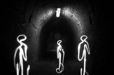 Ghost people by katja666777