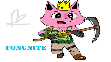 FongNite by DanishTheBaddrawer