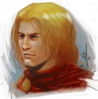Jaime Lannister by mattolsonart