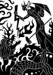 War of Flesh and Metal by SunnyClockwork