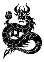 The Great Brass Dragon by SunnyClockwork