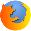 Gradient Firefox Logo by LouCypher