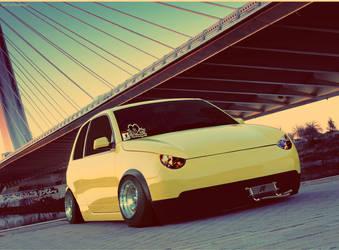 Volkswagen-Lupo Devil (Virtual Tuned) by VTforlife