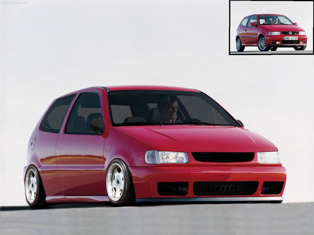 Volkswagen-Polo by VTforlife