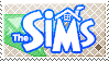 The Sims Stamp by audse