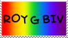 Roy G Biv stamp by OmegaDreamSeeker11