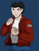 Ryo Hazuki by fighterxaos