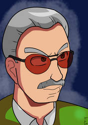 Stan The Man by fighterxaos