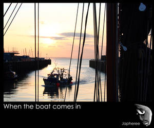 When the Boat... by Japheree by SeaClub