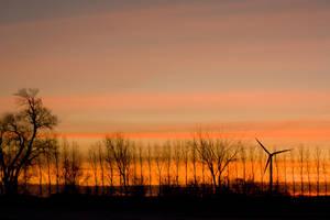 Wind Energy-Sunrise by quasi-Virtuoso