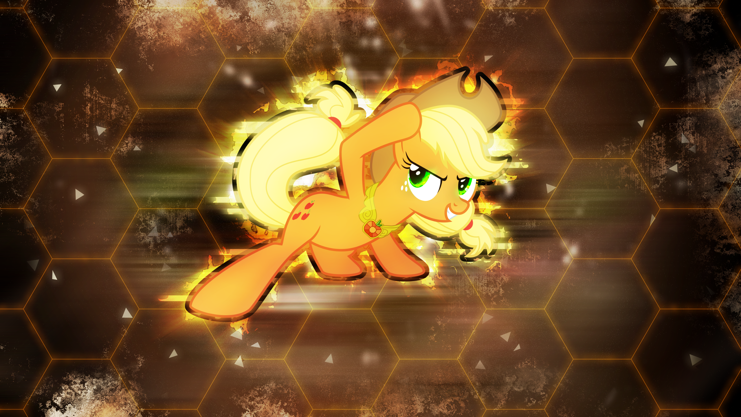 Apple Action by Game-BeatX14