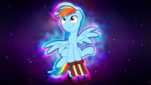 Rainbow Rocking by Game-BeatX14