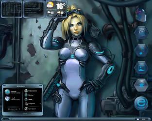 Starcraft by Smokey41