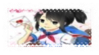 Yandere-Chan Stamp by EuropeanWildcat