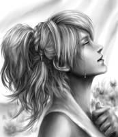Lunafreya by Xieryth