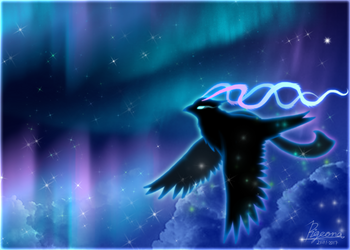 .:+Guardian of the Aurora+:. by Pigeona