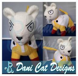 One Scratch Cat by saiyanyoko