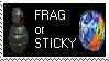 Frag or Sticky Stamp by ashleywhttkr