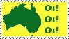 Aussie Stamp by ashleywhttkr
