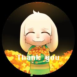 Thank you by HaruMushi2