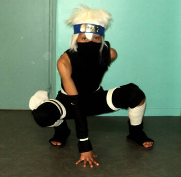 young Kakashi Hatake - N. S. The Lost Tower by Strange-Gal