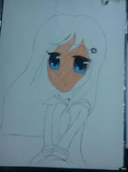 Anime Girl-[En proceso] by ChicaOtakuNya11