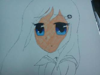 Avanse Anime Girl by ChicaOtakuNya11